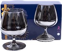 Набор бокалов для коньяка Luminarc Сияющий графит P1567 (2шт) -