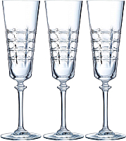 Набор бокалов для шампанского Luminarc Ninon N4145 (3шт) -