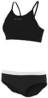 Купальник для плавания Orca Enduro Two piece 2015 / DVS7 (S, черный/белый) -
