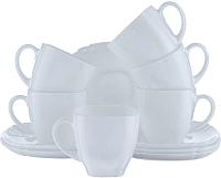 Набор для чая/кофе Luminarc Lotusia H1789 -