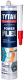 Клей-герметик Tytan Professional Power Flex (290мл, белый) -