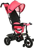 Детский велосипед с ручкой Babyhit Kids Tour XT (red linen) -