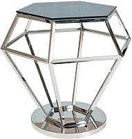 Журнальный столик Signal Rolex (серебристый) -
