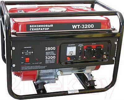 Бензиновый генератор Watt WT-3200 (9.032.015.00) - общий вид