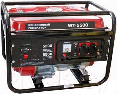 Бензиновый генератор Watt WT-5500 (9.055.025.00) - общий вид
