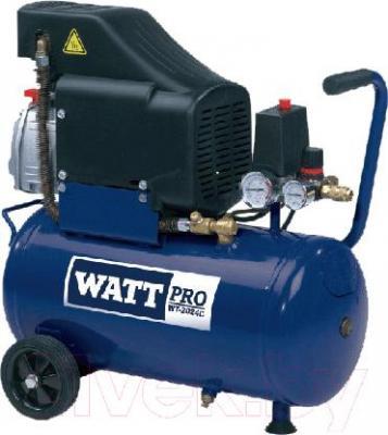 Воздушный компрессор Watt WT-2024C (X10.210.240.01) - общий вид