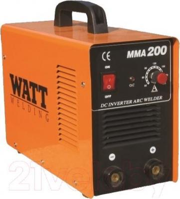 Инвертор сварочный Watt MMA-200 (12.200.042.00) - общий вид