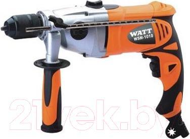 Дрель Watt WSM-1010 (2.010.013.00) - общий вид