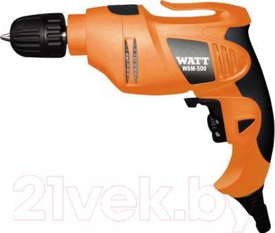 Дрель Watt WSM-500 (2.500.013.00) - общий вид