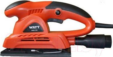 Вибрационная шлифовальная машина Watt WSS-150 (4.150.187.00) - общий вид