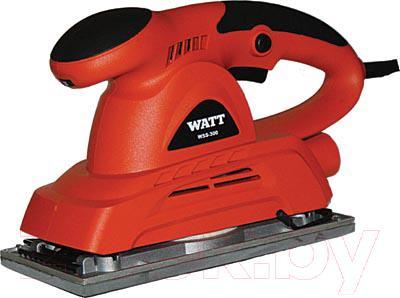Вибрационная шлифовальная машина Watt WSS-300 (4.300.230.00) - общий вид