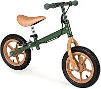 Беговел Happy Baby U-RUN 50001 (темно-зеленый) -