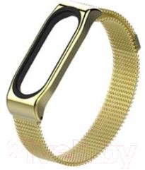 Ремешок для фитнес-трекера Xiaomi Band 3 M1 (золото)