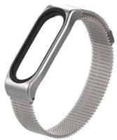 Ремешок для фитнес-трекера Xiaomi Band 3 M1 (серебристый) -