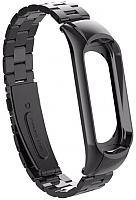 Ремешок для фитнес-трекера Xiaomi Band 3 М2 (черный) -