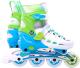Роликовые коньки Ridex Twist (р-р 31-34, зеленый) -