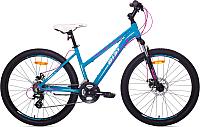 Велосипед AIST Rosy 1.0 Disc (13, бирюзовый) -