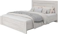 Двуспальная кровать MySTAR Вирджиния 100.1804 (сосна каньон) -