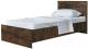 Односпальная кровать MySTAR Вирджиния 100.1838 (таксус) -