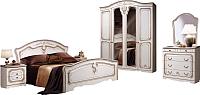 Комплект мебели для спальни ФорестДекоГрупп Валерия-4 -