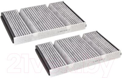 Комплект салонных фильтров Patron PF2204