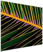 Картина на стекле Orlix Зеленый 2 / GL-00866 -