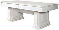 Обеденный стол ФорестДекоГрупп Бьянка (белый) -