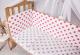 Детское постельное белье Баю-Бай Геометрия К30-Г1 (красный) -