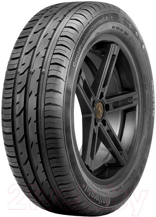 Купить Летняя шина Continental, ContiPremiumContact 2 225/50R17 98H, Португалия