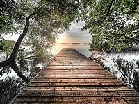 Картина Orlix Озеро / CA-11840 -