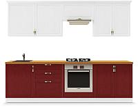 Готовая кухня Dipriz Манчестер 11 -
