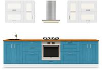 Готовая кухня Dipriz Скай 17 -