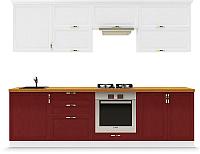 Готовая кухня Dipriz Ливерпуль 12 -