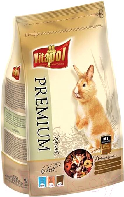 Купить Корм для грызунов Vitapol, ZVP-0122 (0.9кг), Польша