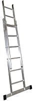 Приставная лестница Dogrular Ufuk Pro 411207 -