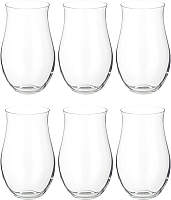 Набор стаканов Bohemia Crystal Attimo 23016/380 (6шт) -