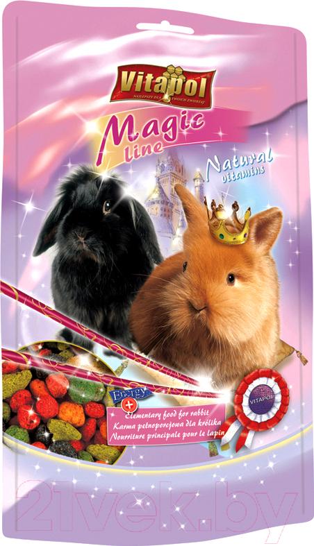 Купить Корм для грызунов Vitapol, Magic Line ZVP-0124 (0.3кг), Польша