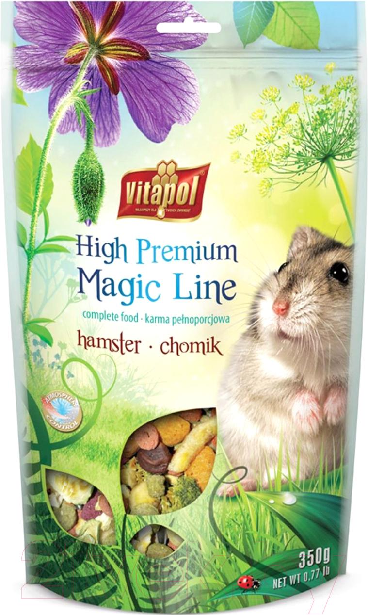 Купить Корм для грызунов Vitapol, Magic ZVP-0114 (0.35кг), Польша