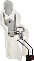 Детское велокресло STG GH-511 / X95379 (белый с серой накладкой) -