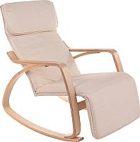 Кресло-качалка Calviano Relax F-1101 (бежевый) -