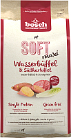 Корм для собак Bosch Petfood Petfood Soft Maxi Wild Buffalo&Sweetpotato (12.5кг) -