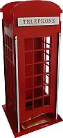 Чайный домик Grifeldecor Телефонная будка -