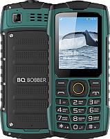 Мобильный телефон BQ Bobber BQ-2439 (зеленый) -