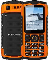 Мобильный телефон BQ Bobber BQ-2439 (оранжевый) -