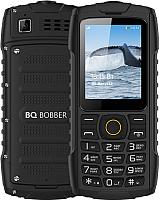Мобильный телефон BQ Bobber BQ-2439 (черный) -