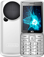 Мобильный телефон BQ Boom XL BQ-2810 (серебристый) -