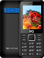 Мобильный телефон BQ Fortune P BQ-2436 (черный/синий) -