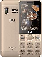 Мобильный телефон BQ Quattro Power BQ-2812 (золото) -