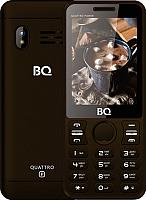 Мобильный телефон BQ Quattro Power BQ-2812 (коричневый) -