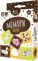 Настольная игра Muravey Games Мемори Ферма / ТК008 -